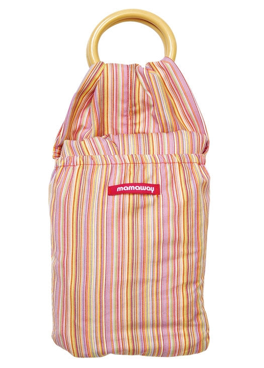 5992 Mamaway Baby Ring Sling Mille Feuille Pink