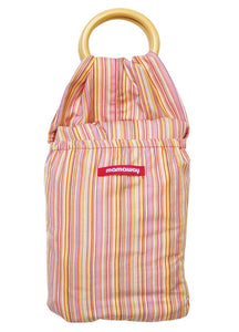Mamaway Baby Ring Sling Mille Feuille Pink