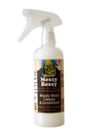 Messy Bessy Woody Wood Cleaner & Conditioner 500 ml