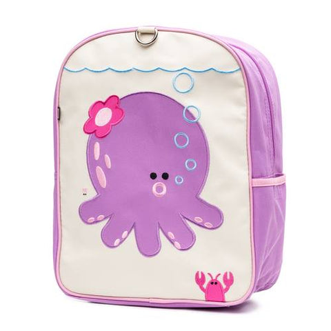 Beatrix Little Kid Backpack Penelope Octopus