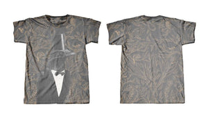 Googoo and Gaga Men's Tee Dist Raven
