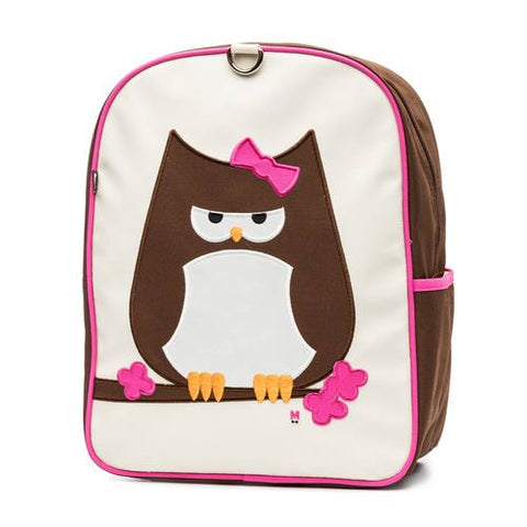 Beatrix Little Kid Backpack Papar Owl