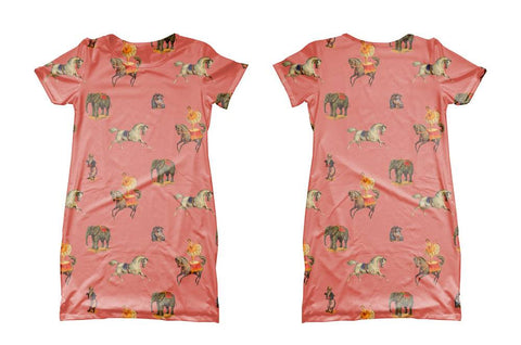 Googoo and Gaga Kids Dress Circus Animals