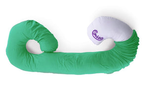 Snug A Hug Body Pillow Plain - Green