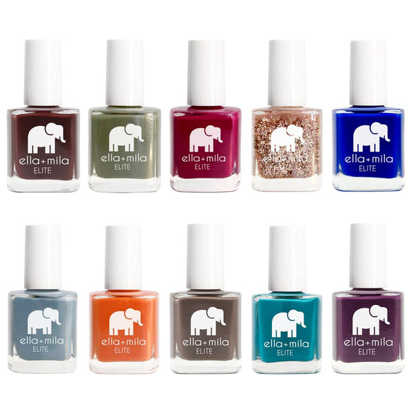 Ella+Mila Elite Collection (10 Nail Care Set)