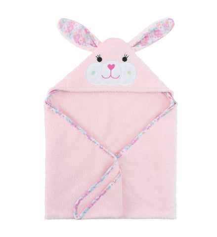 Zoocchini Baby Hooded Towel - Beatrice the Bunny