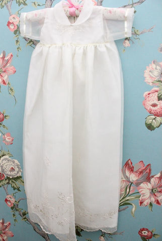 Penelope Baptismal Gowns for Boys Embroidered