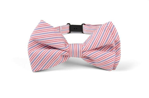 Fore Axel Bow Tie Red Stripe