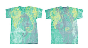 Googoo and Gaga Men's Tee Sea Horses