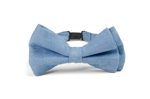 Fore Axel Bow Tie Chambray