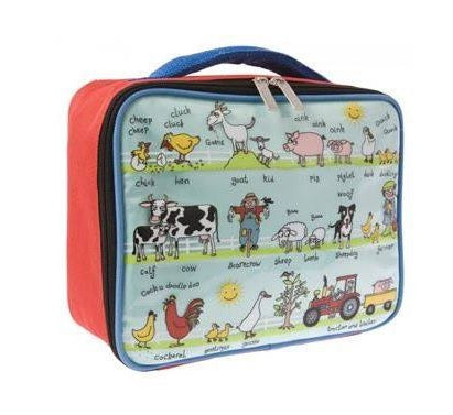 Tyrell Katz Lunch Bag - Farmyards