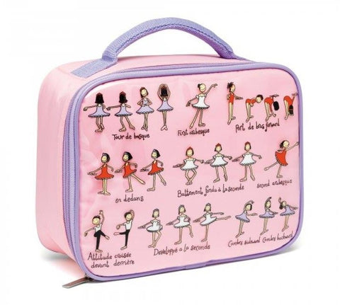 Tyrell Katz Lunch Bag - Ballet