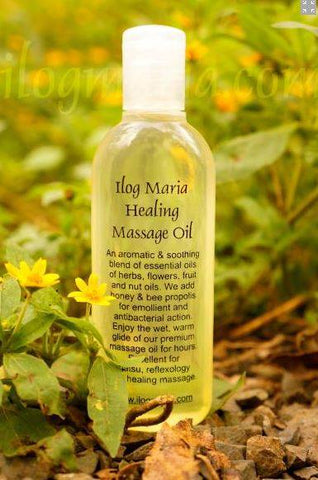 Ilog Maria Healing Massage Oil In Chamomile Regular
