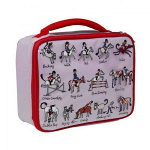 Tyrell Katz Lunch Bag - Horse