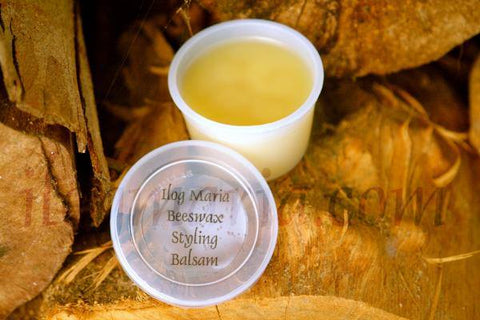 Ilog Maria Beeswax Hairstyling Balsam