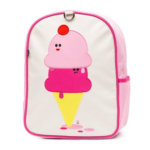 Beatrix NY Little Kid Backpack Dolce & Panna the Ice Cream