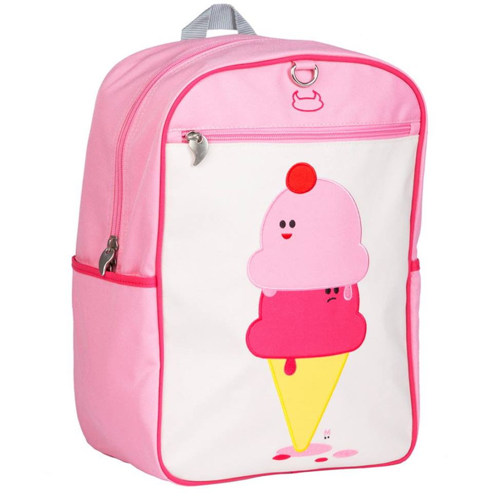 Beatrix Big Kid Backpack Dolce & Panna the (Ice Cream Cones)