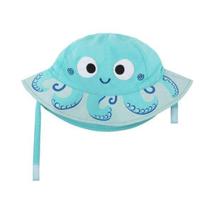 Zoocchini Baby Sun Hat - Owie the Octopus