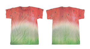 Googoo and Gaga Mens Tee Watermelon