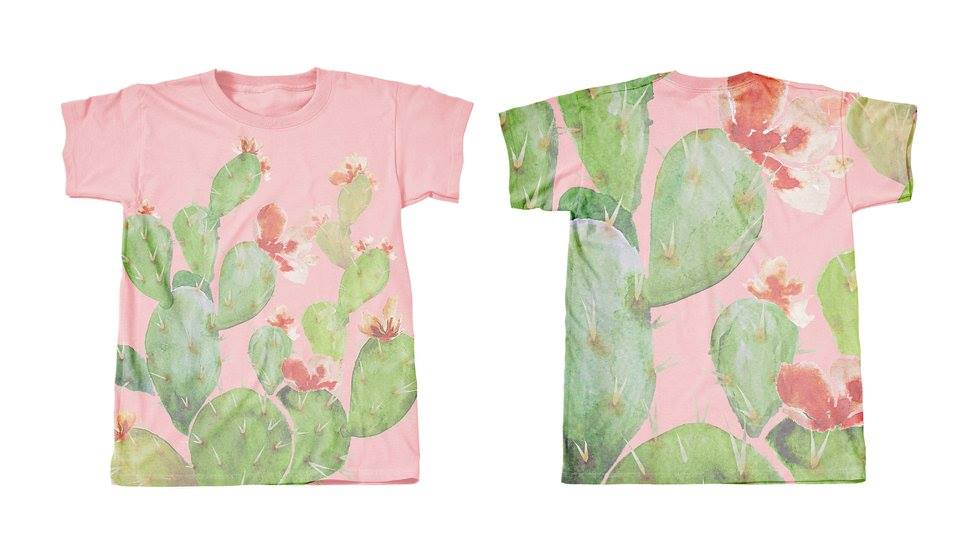 Googoo and Gaga Mens Tees Cactus