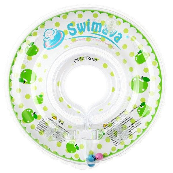 Swimava Starter Ring Green Apple