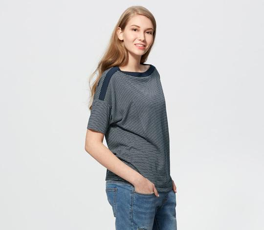 181002NW Cool Cotton Maternity & Nursing Top