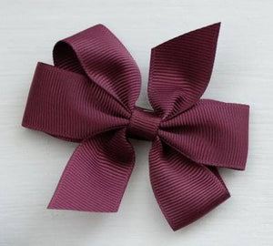 Celestina & Co. Medium Signature Bows Wine