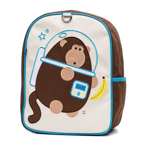 Beatrix NY Little Kid Backpack Dieter in Space Monkey
