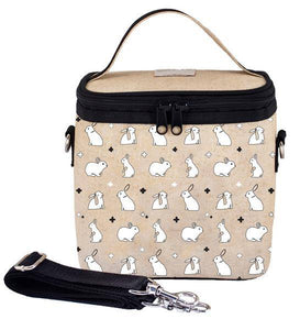 So Young Insulated Cooler Bags Bunny Tile