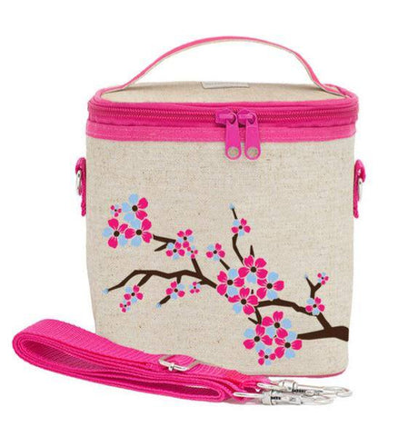 So Young Insulated Cooler Bags Cherry Blossom