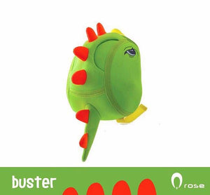 Q Rose Bags Buster Green Dino
