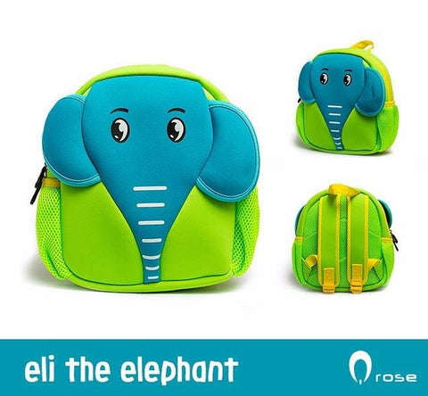 Q Rose Bags Eli the Elephant