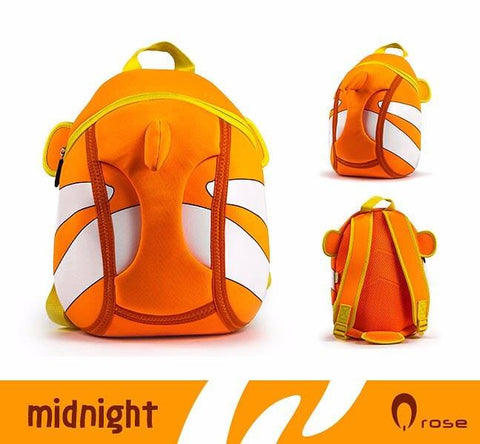 Q Rose Bags Nidnight Clownfish