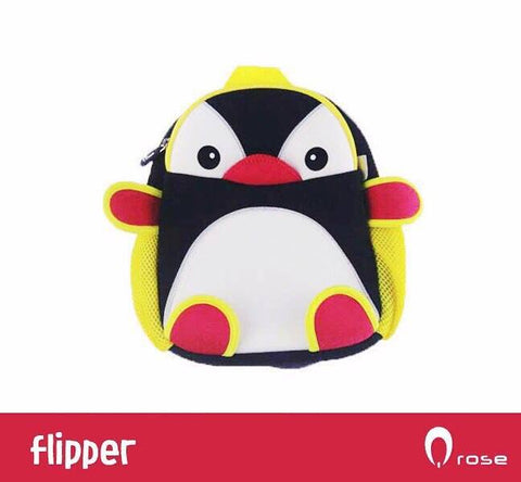 Q Rose Bags Flipper Penguin