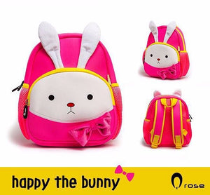 Q Rose Bags Happy the Pink Bunny