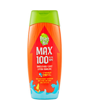 Beach Hut 50ml MAX SPF 100 Lotion