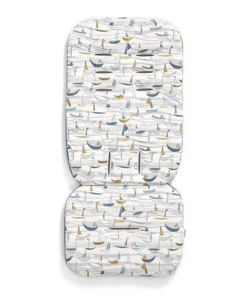 Mamas & Papas Luxury Memory Foam Liner Boat Race
