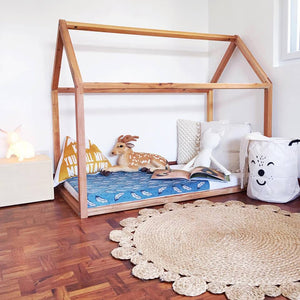 Pottly N Tubby Playhouse Bed (Ordinary)