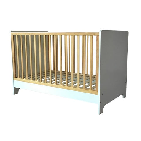 Cuddlebug Vernon 3in1 Convertible Crib