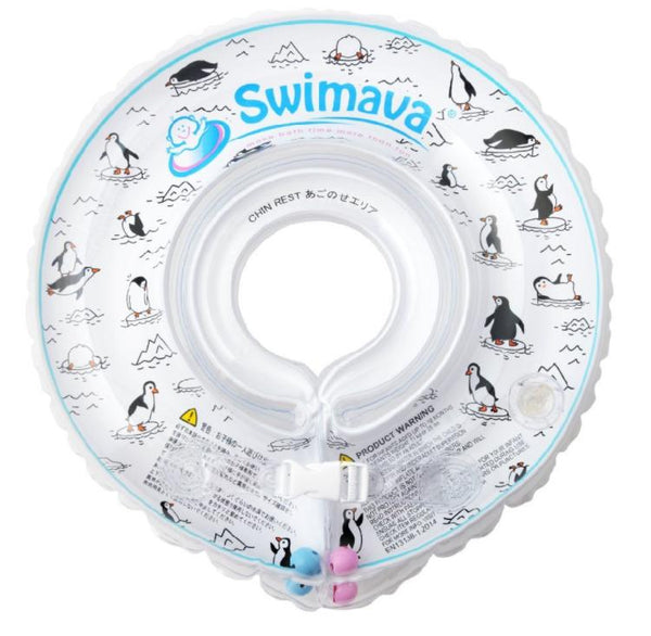 Swimava Starter Ring Penguin