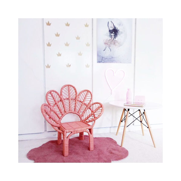 Pottly N Tubby Flower Chair