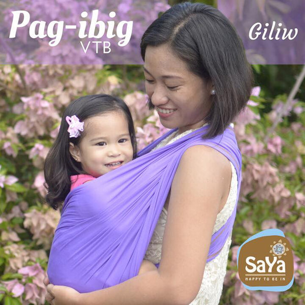 Saya VTB Pag-Ibig Collection Giliw