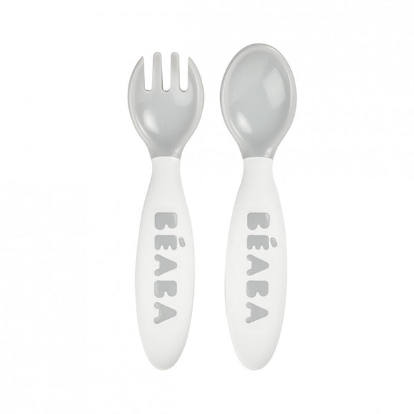 Beaba 2nd Age Training Fork and Spoon