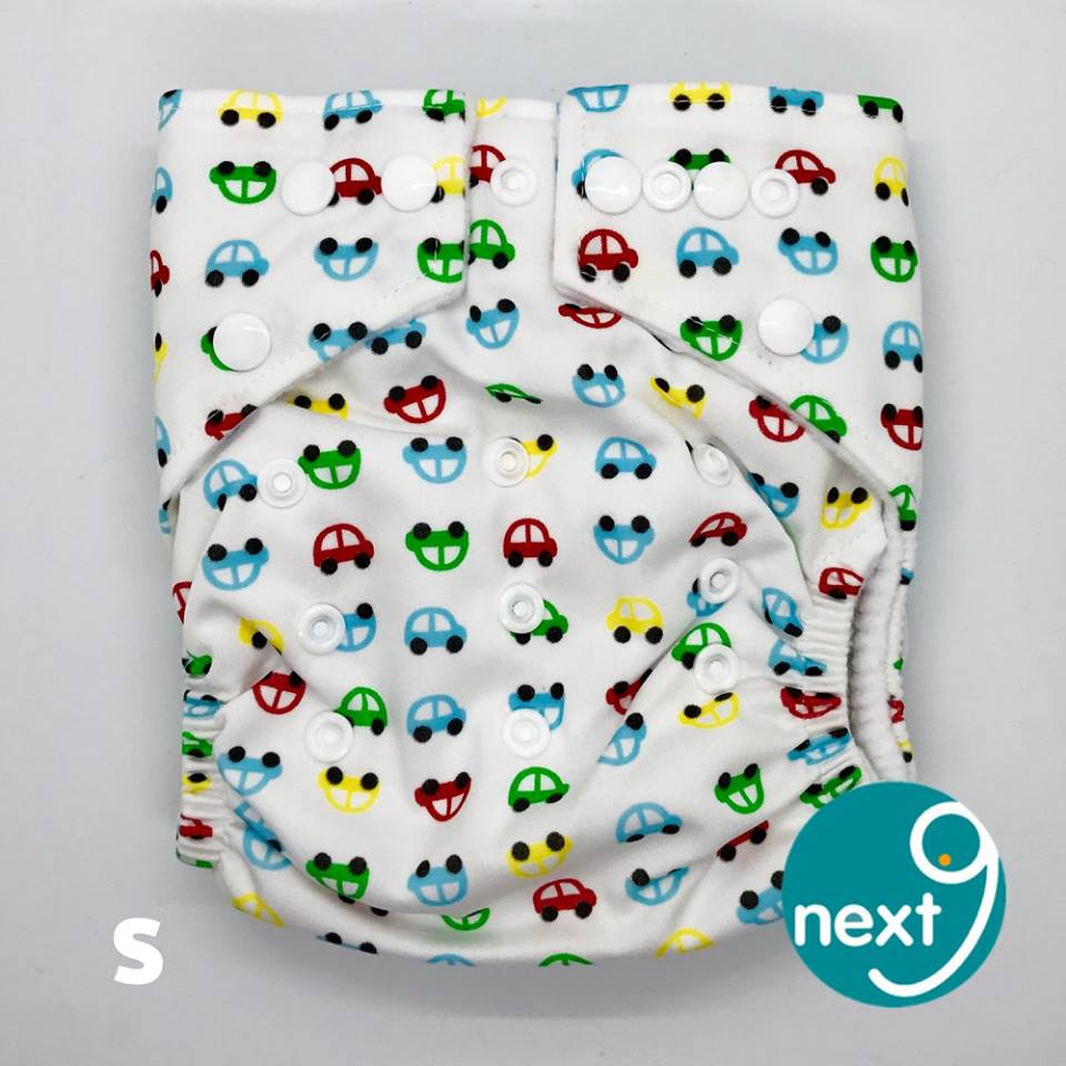 Next9 Cloth Diaper Mineko