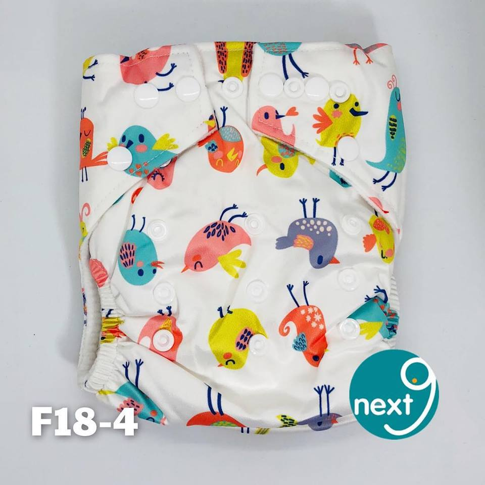 Next9 Cloth Diaper Birds