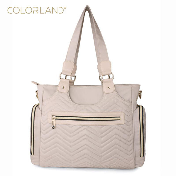 Colorland Matilda Tote Baby Changing Bag