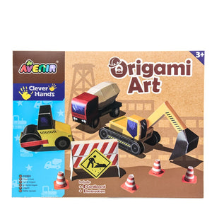 Avenir Origami Art - Construction