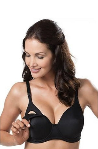 Leading Lady 410 Molded Seamless Underwire Nursing Bra