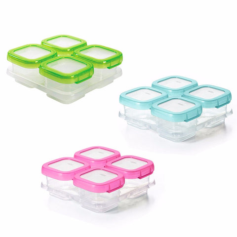 Oxo Tot Baby Blocks Freezer Storage 4oz