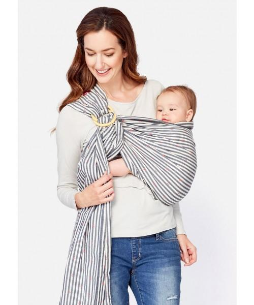 59954 Mamaway Baby Ring Sling Little Sailors
